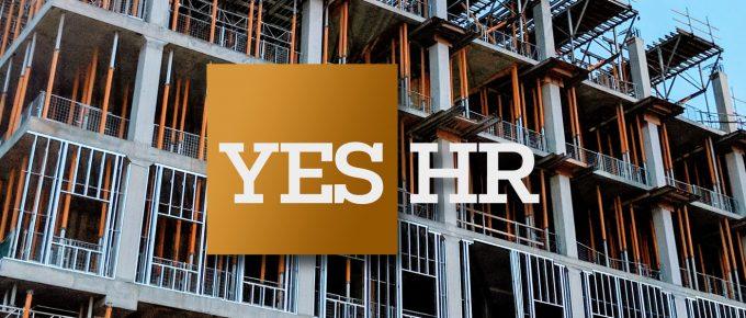 Avoimet työpaikat Rakennustyöntekijä, Yes HR.