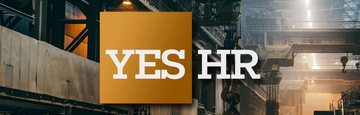 Yes HR avoimet työpaikat, teollisuuden tuotanto.